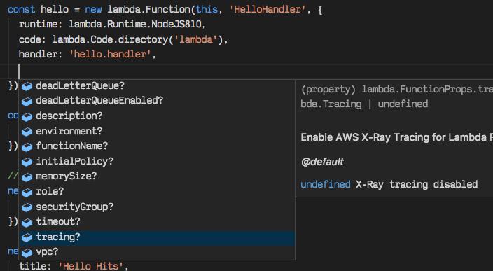 Hello Lambda :: AWS Cloud Development Kit (AWS CDK) Workshop